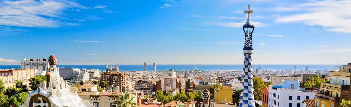Reis på ferie til Barcelona