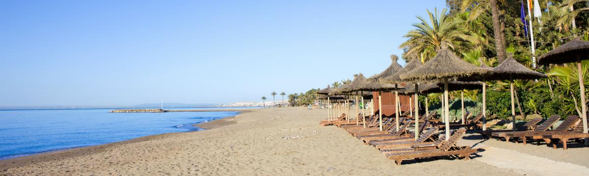Reis på ferie til Marbella