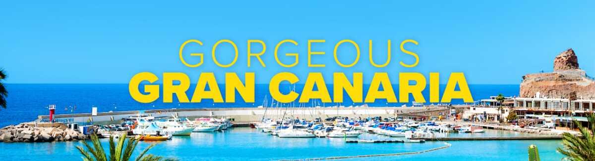 Reis på ferie til Gran Canaria