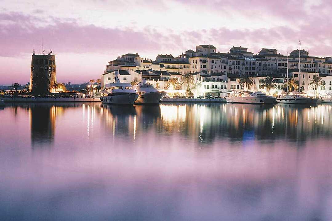 Reis på ferie til Puerto Banus