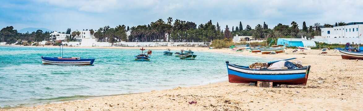 Port El Kantaoui Holidays