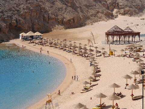 Cheap Holidays To Makadi Bay On The Beach