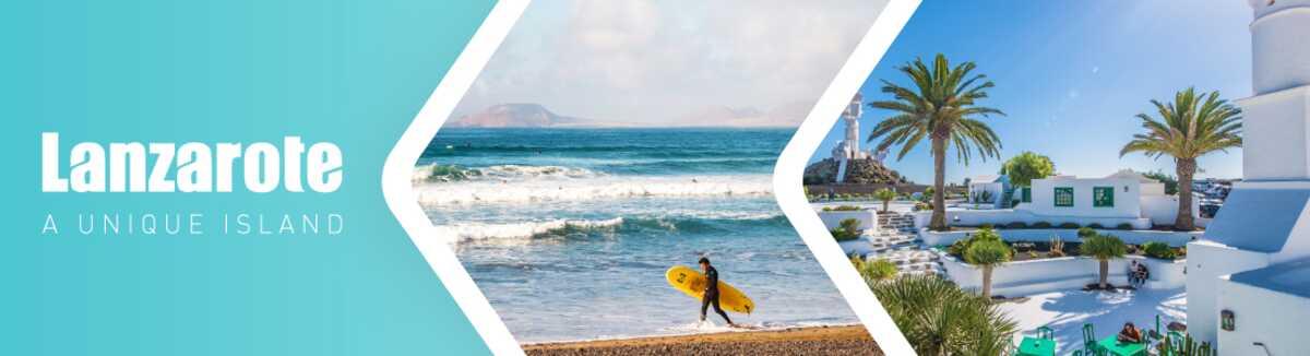 Reis på ferie til Lanzarote