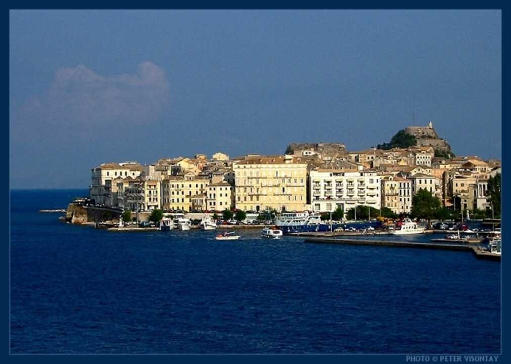 Cheap holidays to Corfu Town  On the Beach