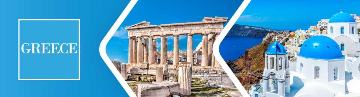 Reis på ferie til Greece