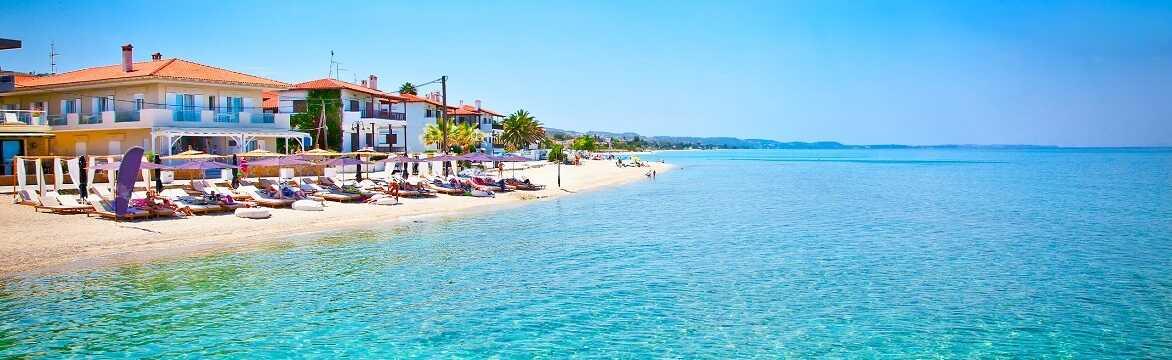 Reis på ferie til Halkidiki