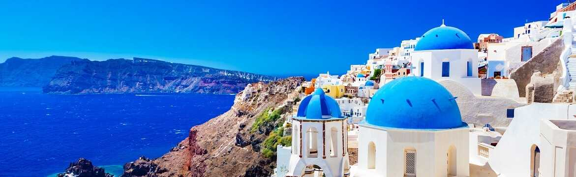 Best Places To Travel In April 2020 Santorini Holidays 2019/2020 | Cheap Holidays to Santorini| On the