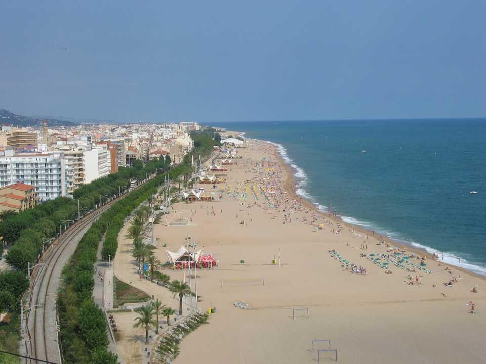 Reis på ferie til Calella
