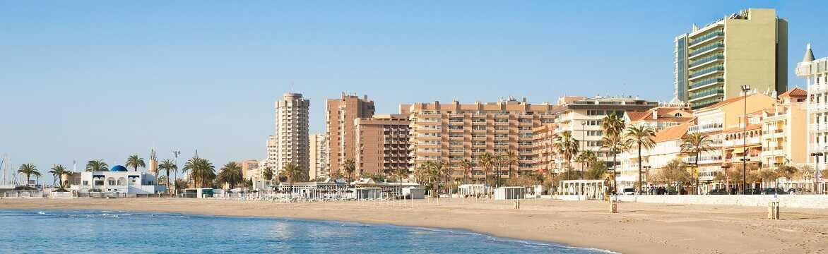 Reis på ferie til Fuengirola