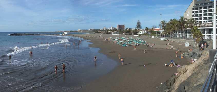 Reis på ferie til San Agustin