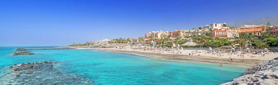 Reis på ferie til Playa De Las Americas