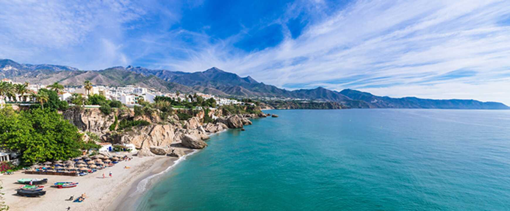Cheap Holidays To Nerja On The Beach