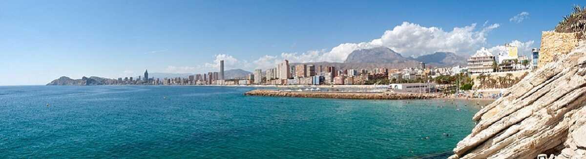 Reis på ferie til Alicante
