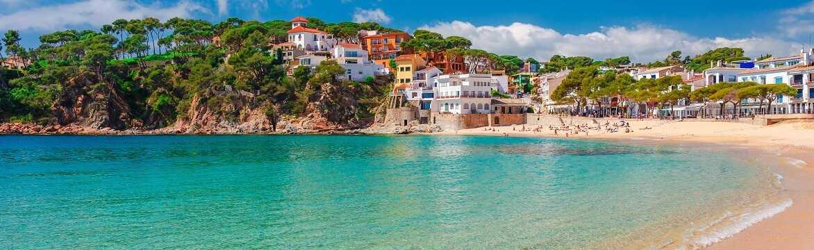 Reis på ferie til Costa Brava
