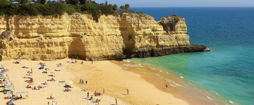 Semester Praia Da Rocha