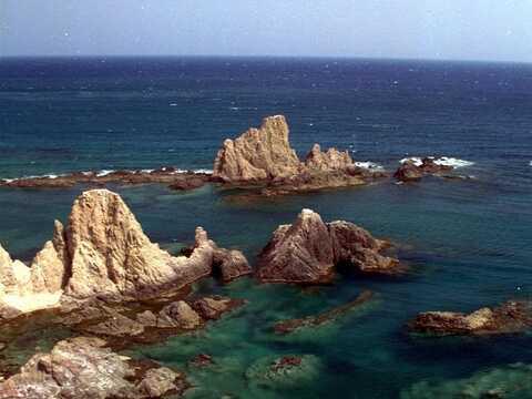 Reis på ferie til Cabo De Gata