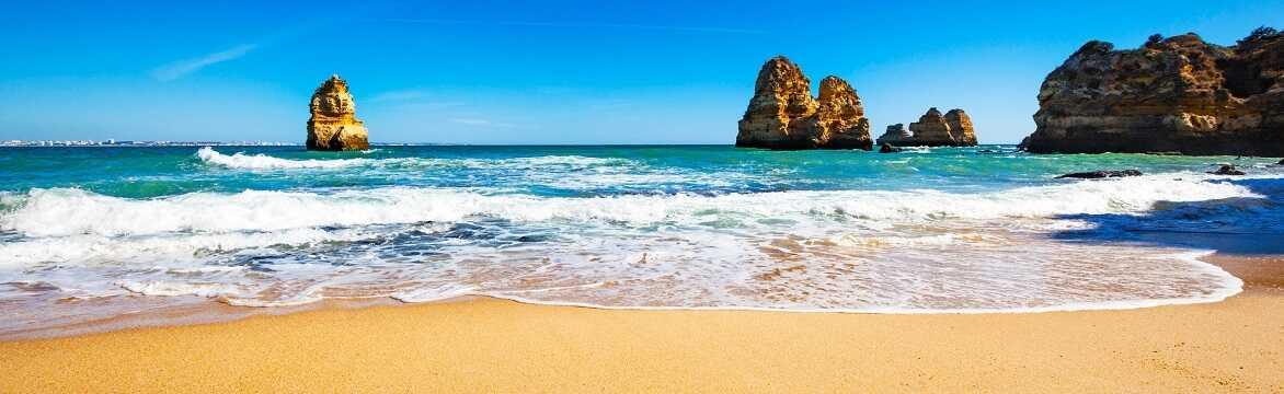 Reis på ferie til Portugal