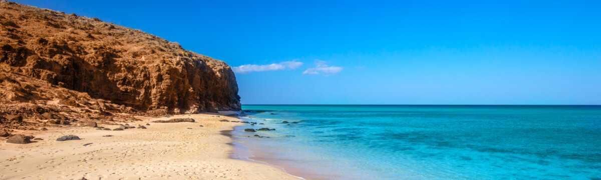 Reis på ferie til Fuerteventura