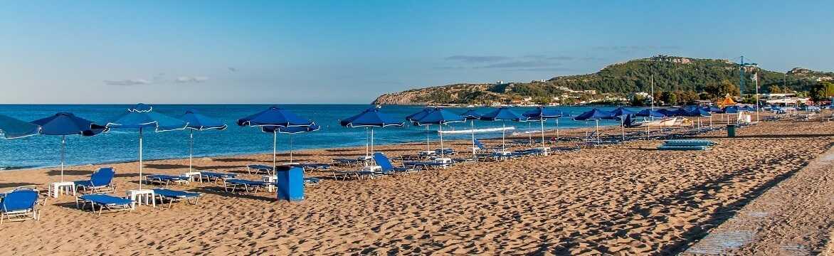 Reis på ferie til Rhodes
