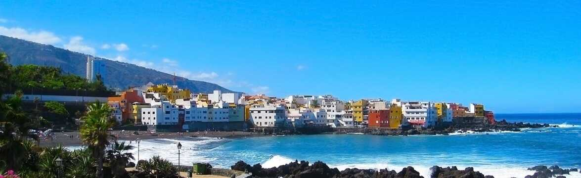 Reis på ferie til Puerto De La Cruz