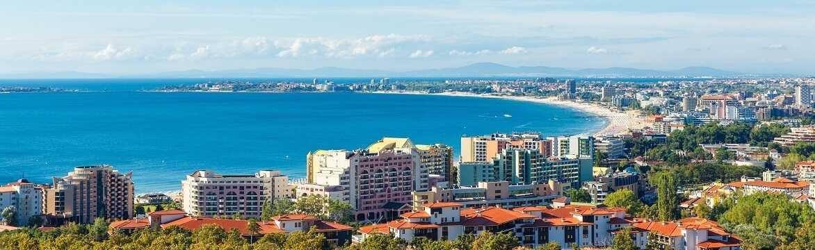 Reis på ferie til Bulgaria