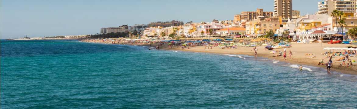 Reis på ferie til Torremolinos