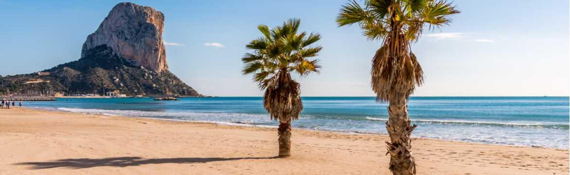 Reis på ferie til Costa Blanca