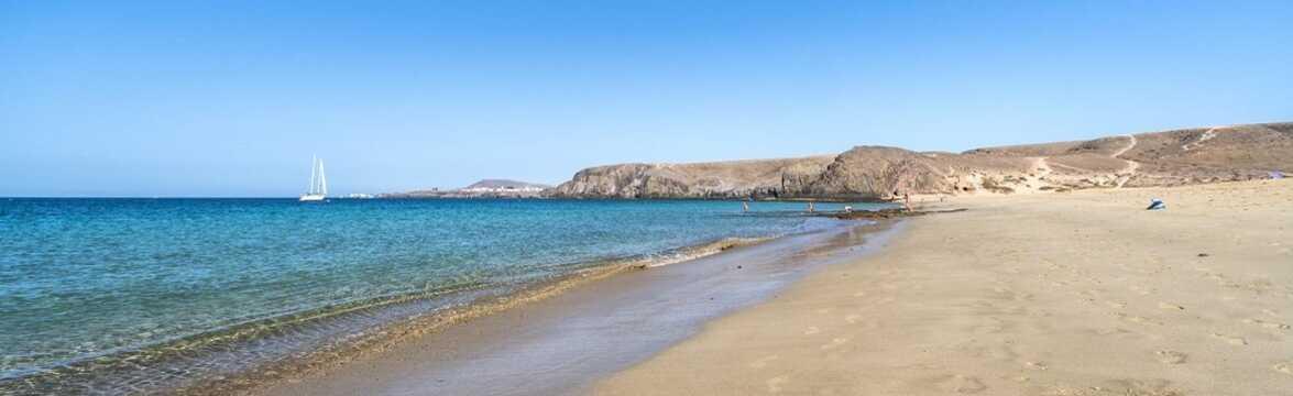 Reis på ferie til Playa Blanca