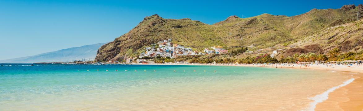 Reis på ferie til Tenerife