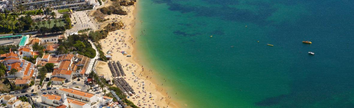 Praia Da Oura Holidays