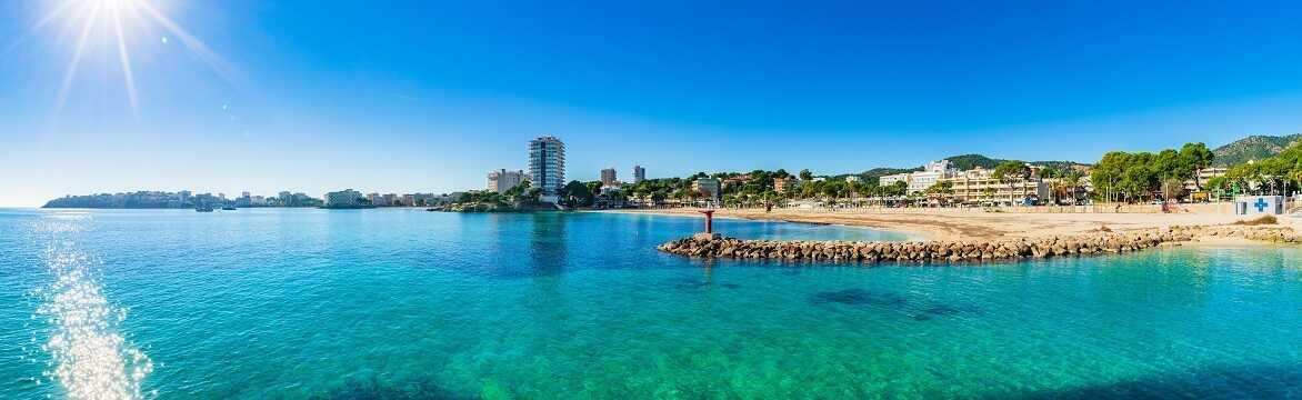 Reis på ferie til Palma Nova