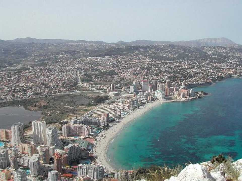 Cheap Holidays To Calpe On The Beach