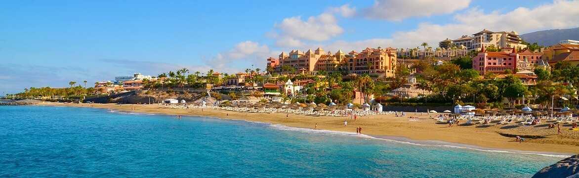 Reis på ferie til Costa Adeje