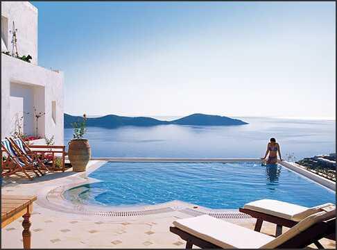 Reis på ferie til Elounda