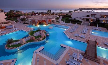 Marriott sharm el sheikh beach resort