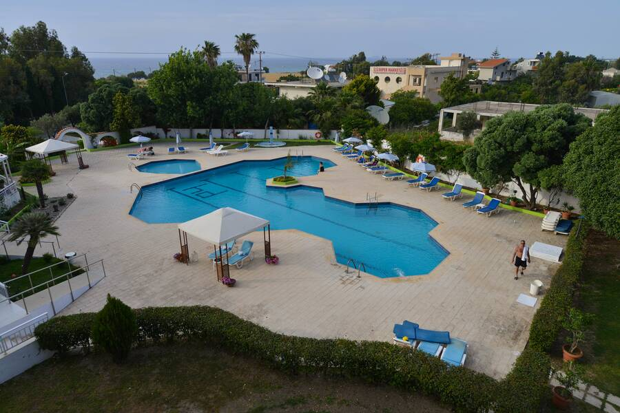 Happy Days Beach Hotel Kreta