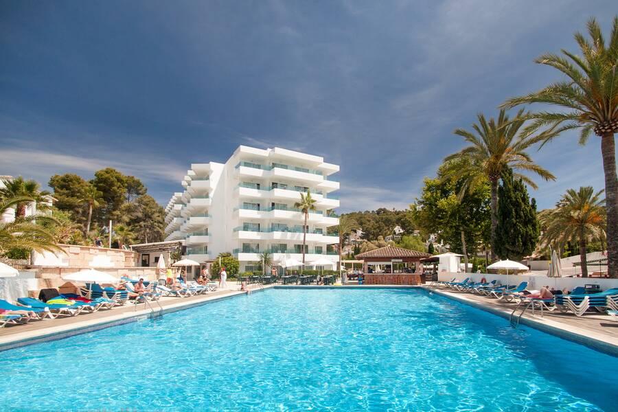 Ola Apartments Bouganvilla Santa Ponsa Majorca On The