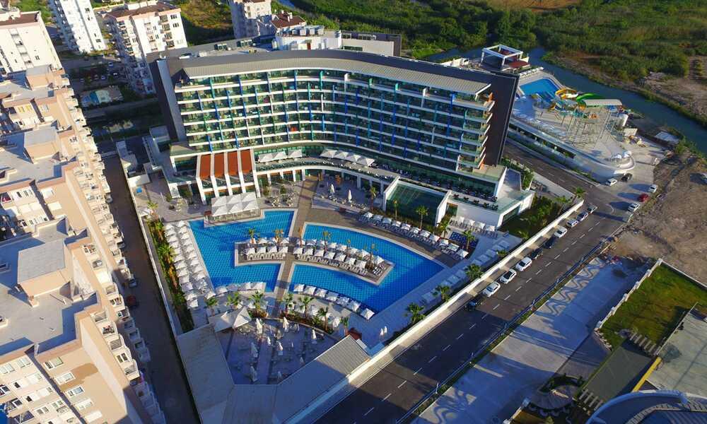 Wind Of Lara Hotel And Spa Lara Antalya On The Beach