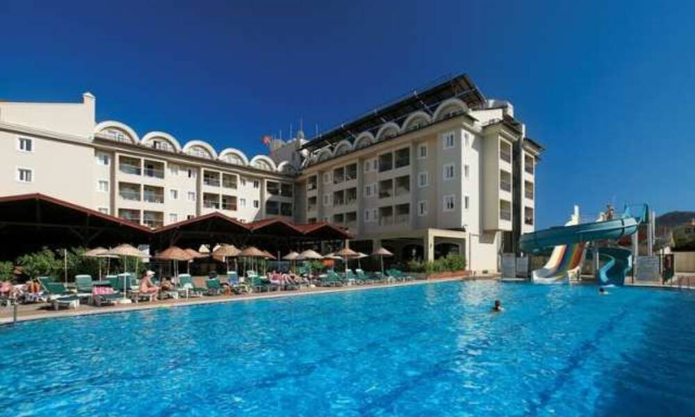 Julian Club Hotel Marmaris Dalaman On The Beach