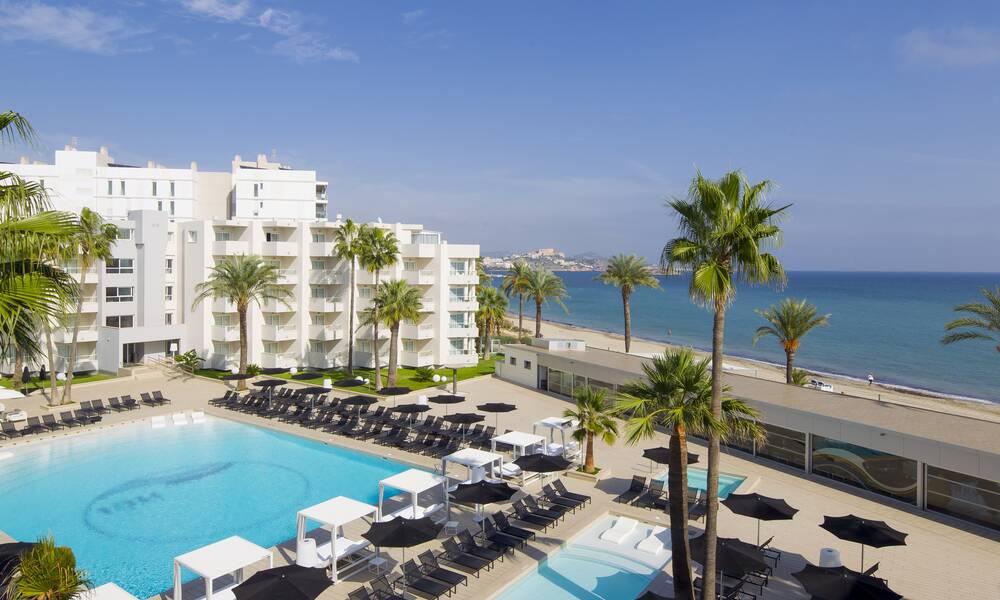 Hotel garbi ibiza and spa playa d en bossa ibiza on - Hotel el puerto ibiza town ...