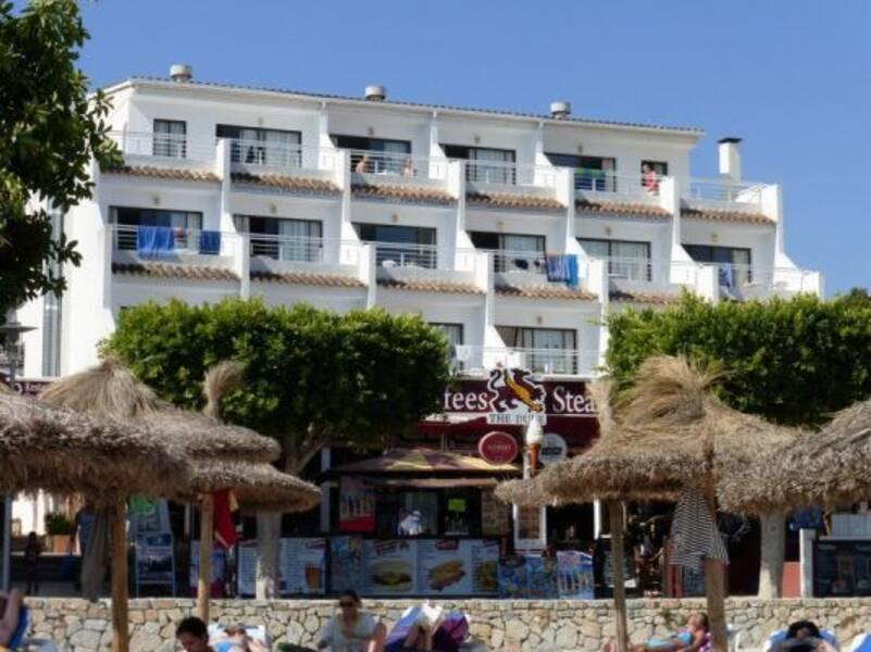 Balear beach palma nova majorca on the beach - Apartamentos magaluf ...