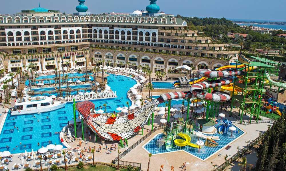 Crystal Sunset Luxury Resort And Spa Side Antalya On