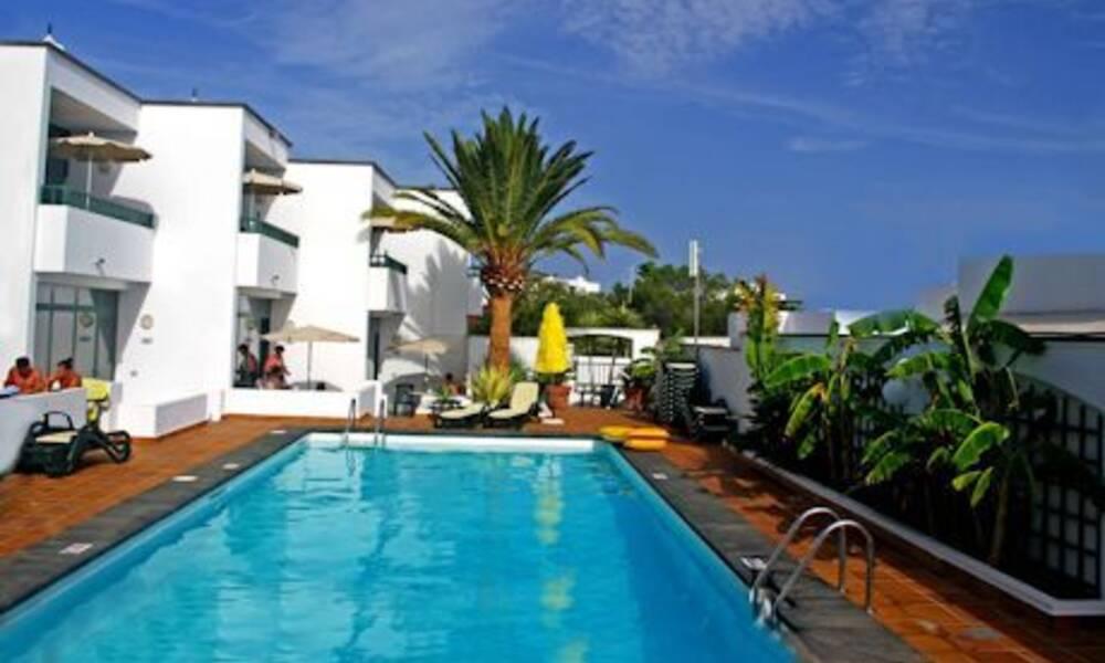 La tegala apartments puerto del carmen lanzarote on the beach - Port del carmen lanzarote ...