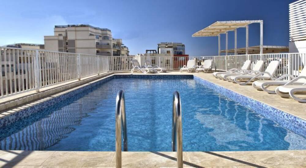 Hotel Argento In St Julians Malta On The Beach