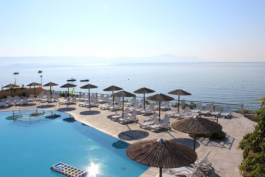 Ionian Sea View Hotel - Kavos, Corfu | On the Beach