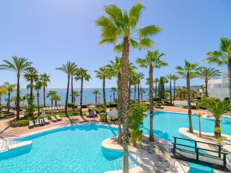 Benidorm Palace Hotel Package