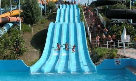 Aqualand-resort
