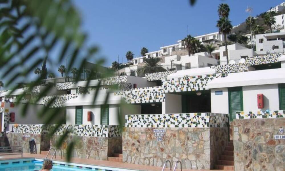 Parque raquel bungalows puerto rico gran canaria - Apartamentos puerto rico las palmas ...
