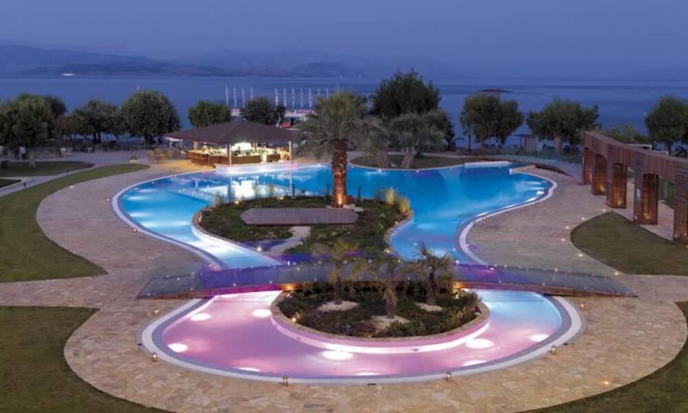 Chandris Beach Hotel Corfu