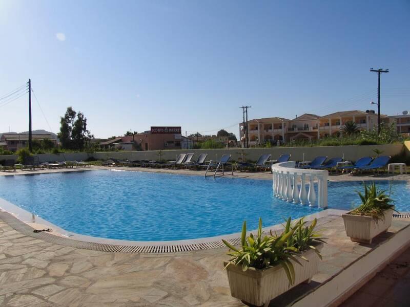 Alexis pool apartments sidari korfu for Garten pool korfu 1